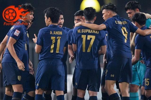 ทีมชาติไทย ยู23